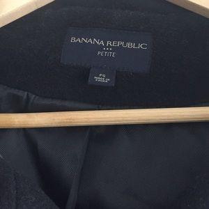 Banana Republic Jackets & Coats - banana republic peacoat